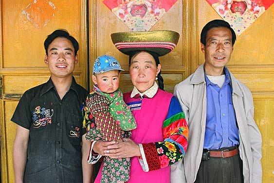 Tu ethnic group