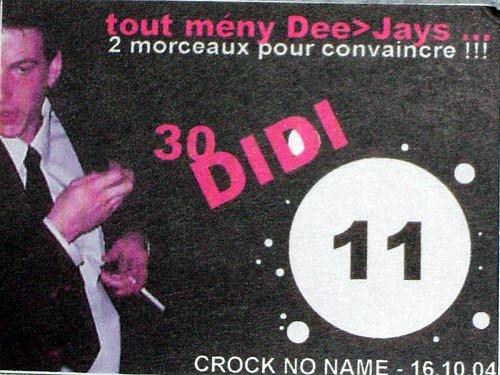 Didi got 30