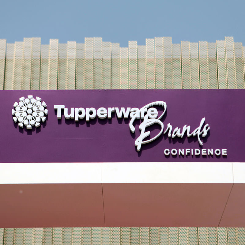 Tupperware 2011-14
